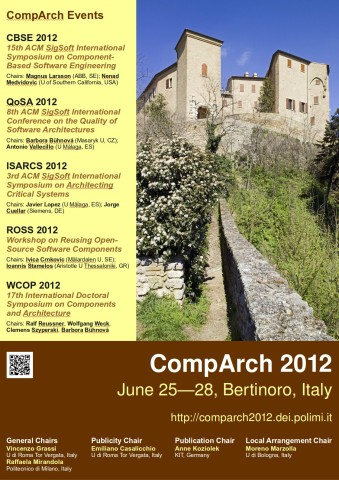 CompArch2012 Poster (A2 size)